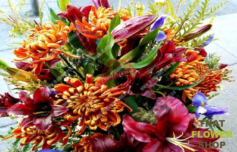 What Kind of Flowers is Suitable for Grand Opening Ceremony in Singapore?