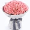 Discount Pink 99 Rose Bouquet Singapore