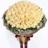 Cheap Champagne 99 Roses Bouquet