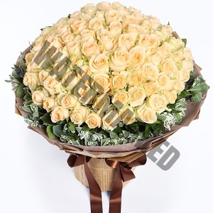 Cheap Champagne 99 Rose Bouquet Singapore