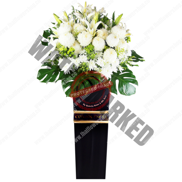 Funeral Flower Stand Singapore