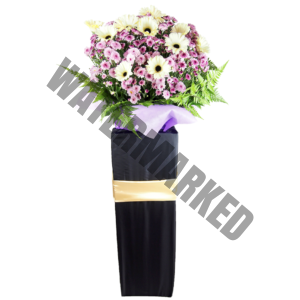 Funeral Flowers Stand Singapore