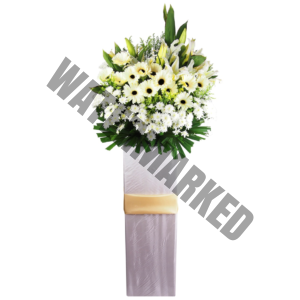 Buy Condolences Flowers Singapore