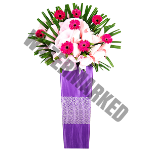 cheap flower for grand opening
