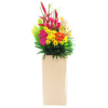 buy colourful congratulatory flower stand Singapore