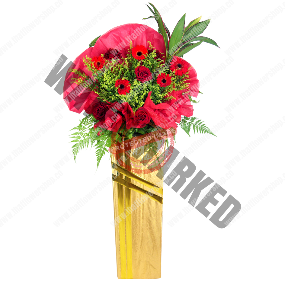 Send grand opening flower stand Singapore