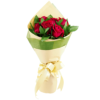 red roses online Hand Bouquet Singapore