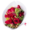 buy red roses Hand Bouquet