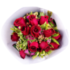 buy red roses Hand Bouquet Singapore