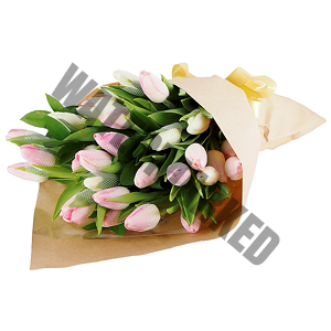 tulip Hand Bouquet Singapore