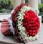 99 Roses Bouquet flower delivery Singapore