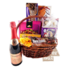 wine and chocolate hamper singapore