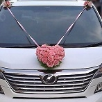 wedding car decoration service Singapore