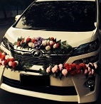 shop Wedding Car Decor flowers