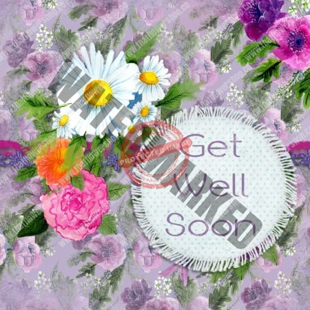 Popular Get Well Soon Flowers for Hamper Delivery