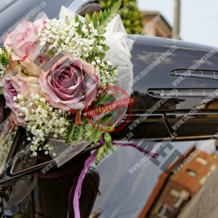 10 Creative Wedding Car Decoration Ideas You'll Want to Steal from Real Couples