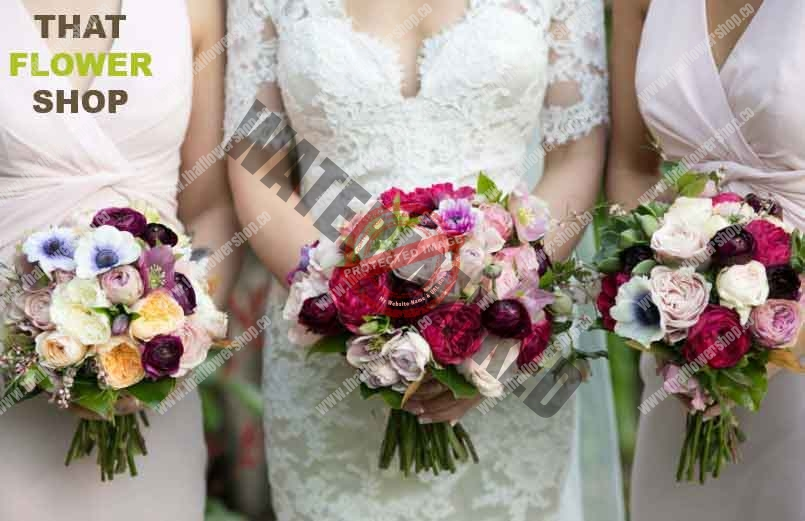 12 Gorgeous types of Wedding Flower Bouquets, Brides love most