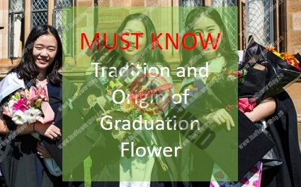 The Tradition and Origin of Graduation Flower