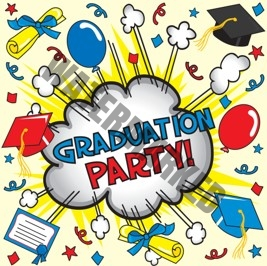 How can you plan for graduation party?