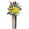 WS-15 RESPECT FUNERAL FLOWER STAND