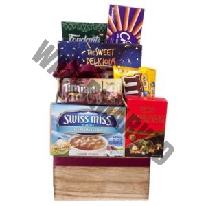 CH-02 JOLLY Chocolate gift hamper