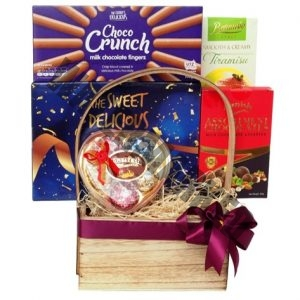 CH-01 BLISS Chocolate Hamper