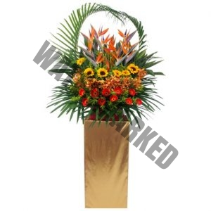 CS-17 MOMENT CONGRATULATORY FLOWER STAND